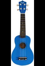 CLX Music Calista 21 soprano ukelele blue