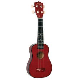 Morgan UKS100 RD soprano ukulele