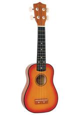 Morgan UKS100 SB Soprano ukulele sunburst