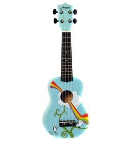 Morgan UKS100 Bird soprano ukulele