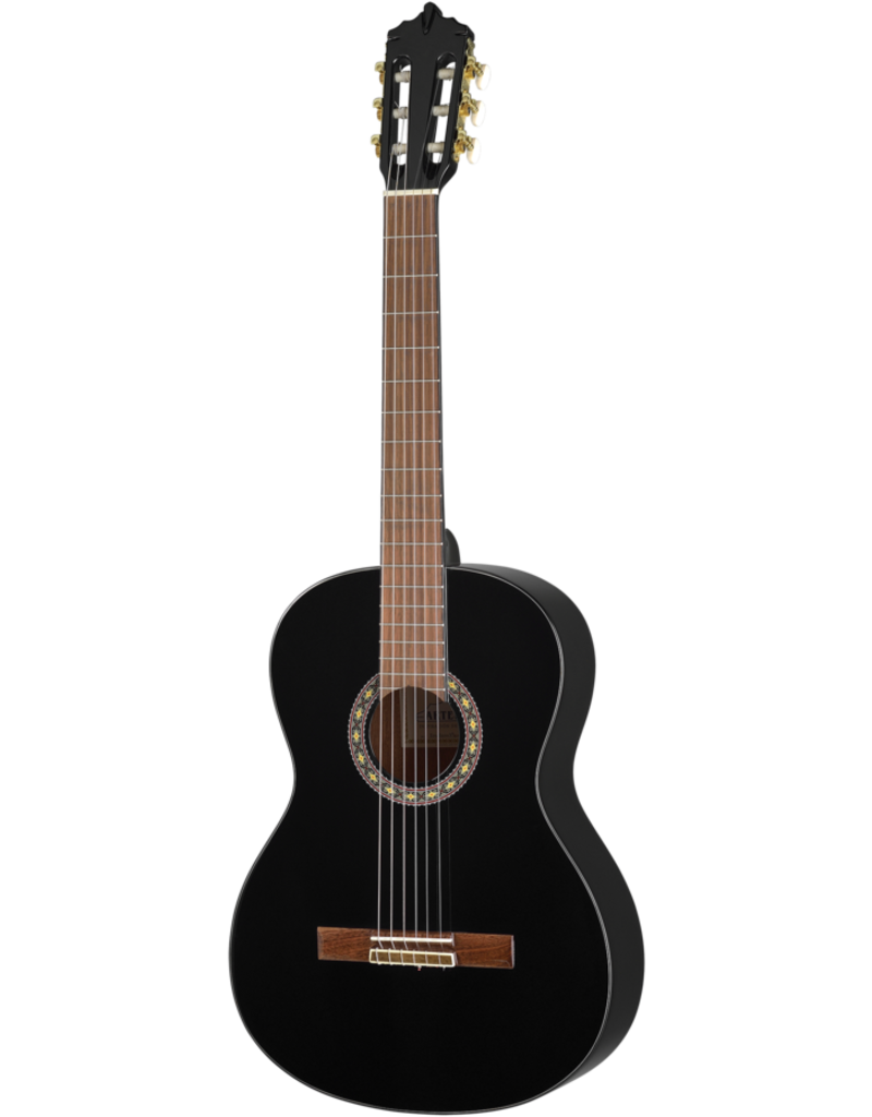 Artesano Estudiante XC-2 classical guitar black