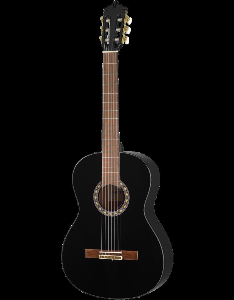 Artesano Estudiante XC-2 klassiek gitaar zwart
