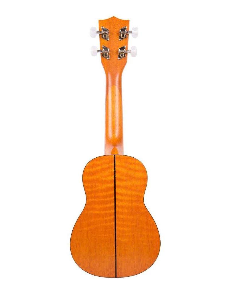 Kala KA-SEM Soprano ukulele exotic mahogany