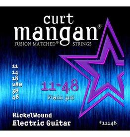 Curt Mangan 11148 electric guitar strings 011-048