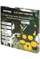 Rockbag Silent impact fusion set 1 dempmatten set