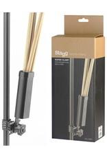 Stagg SCL-DSH2 Drumstokkenhouder