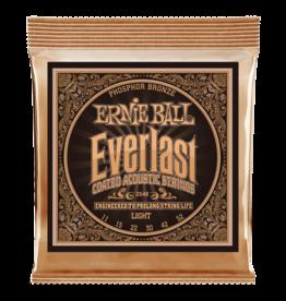 Ernie Ball 2548 Everlast Light phosphor  bronze 11-52