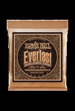 Ernie Ball 2546 Everlast Medium  Light Phosphor  bronze 12-54