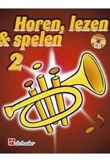 de haske Hear, Read & Play method for trumpet 2