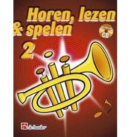 de haske Horen, lezen & spelen trompet 2