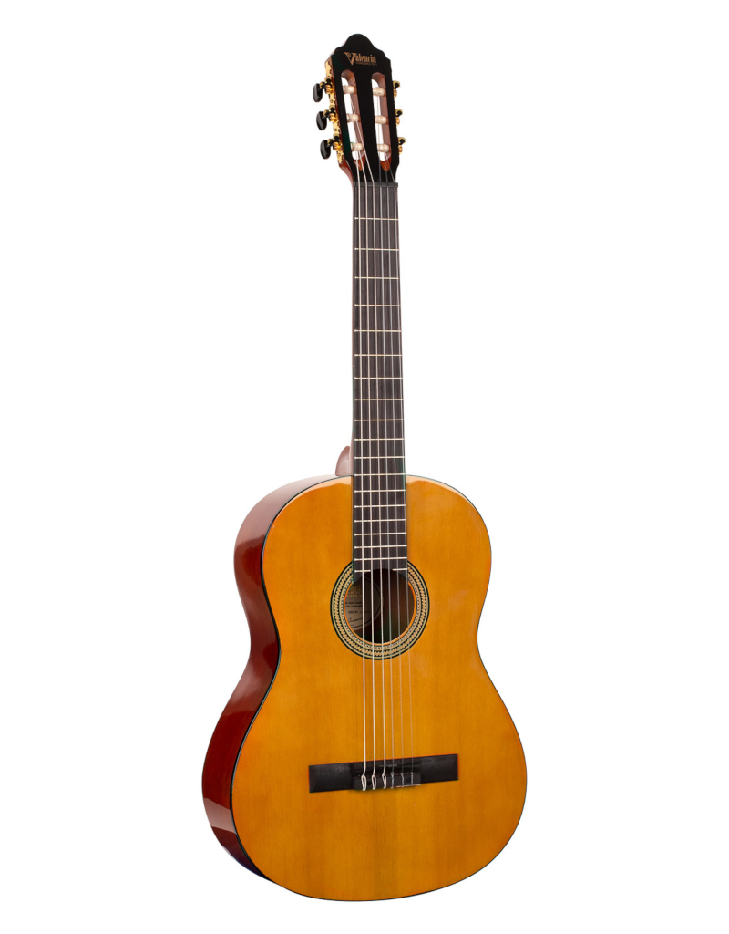 Valencia VC264H Classical guitar with hybrid neck antique natural
