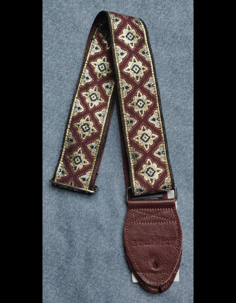 Souldier Regal Maroon guitar strap