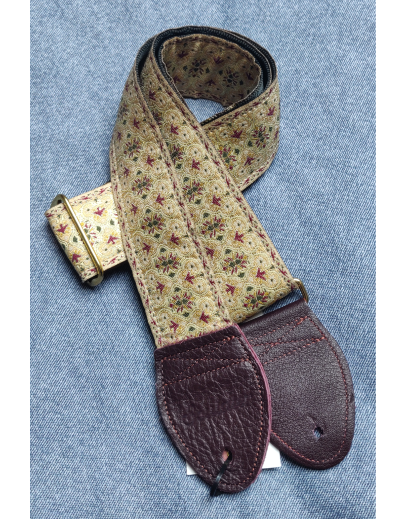 Souldier Persian Gold guitar strap