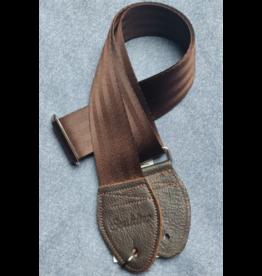 Souldier Seatbelt Brown guitar strap