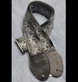 Souldier Argus Black guitar strap