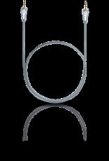 Oehlbach Hoge kwaliteit stereo mini jack  audio kabel 1m