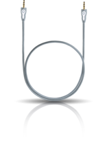 Oehlbach Hoge kwaliteit stereo mini jack  audio kabel 2m