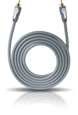 Oehlbach High-quality Subwoofer cable 5m
