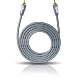 Oehlbach Subwoofer cable 5m