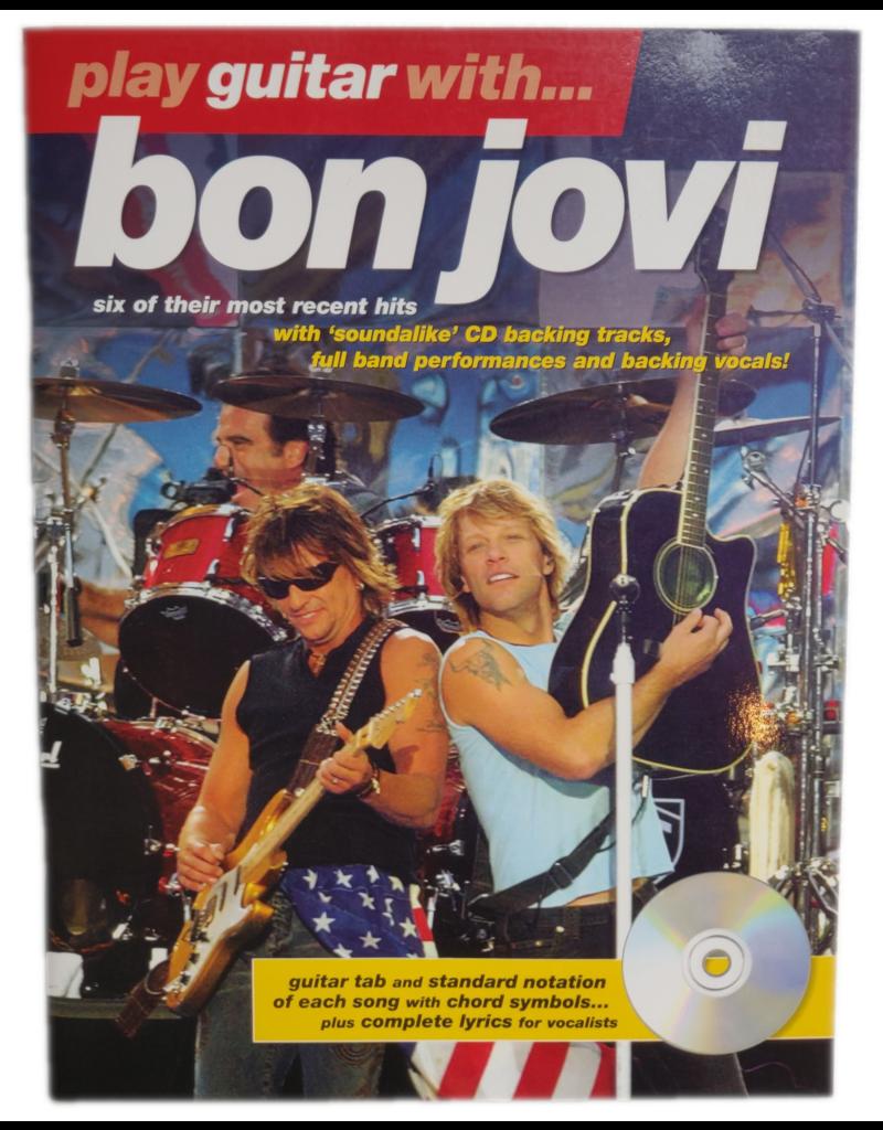 Play guitar with... Bon Jovi