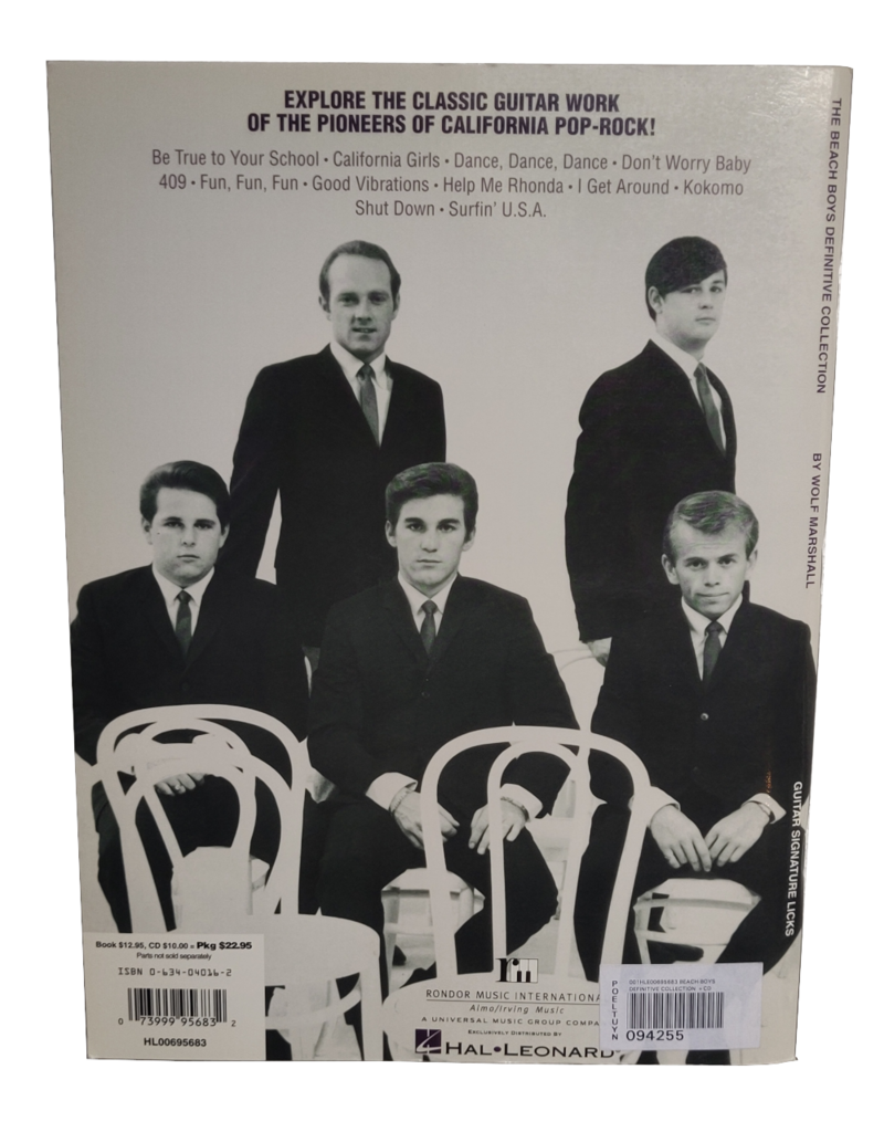 Beach Boys - Definitive collection