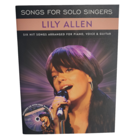 Lily Allen - Songs for solo singers