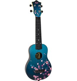 Flight Travel Sakura soprano ukulele