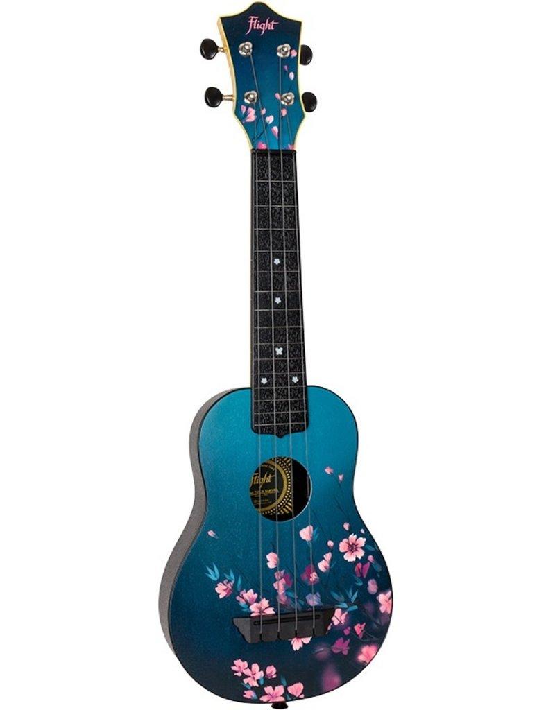 Flight TUS32 Travel Sakura soprano ukulele