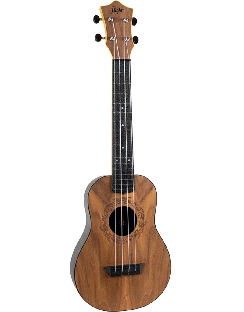 Flight TUC50 Travel Salamander concert ukulele