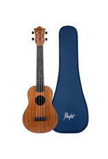 Flight TUC55 Travel Acacia concert ukulele