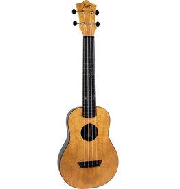 Flight Travel Mango concert ukulele