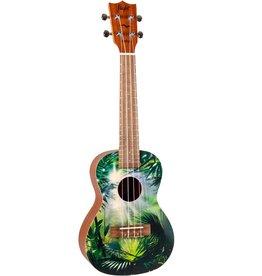 Flight Jungle concert ukulele