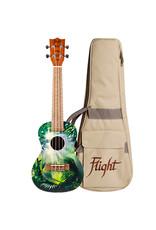 Flight AUC-33 Jungle concert ukelele