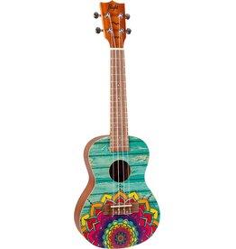 Flight Mansion concert ukulele