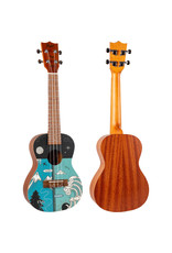 Flight AUC-33 Two seasons concert ukulele