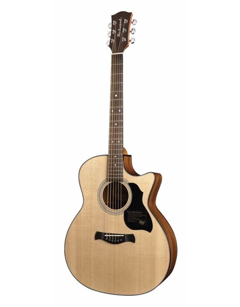 Richwood G-40-CE acoustic/electric guitar