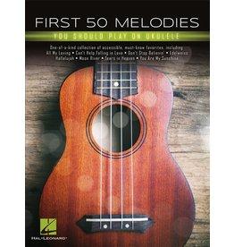 Hal Leonard First 50 Melodies Ukulele