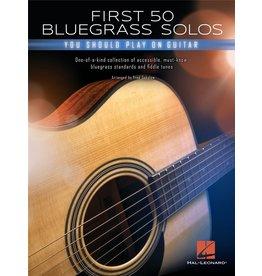 Hal Leonard First 50 Bluegrass solos gitaar