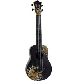Flight Travel GD Mandala concert ukulele