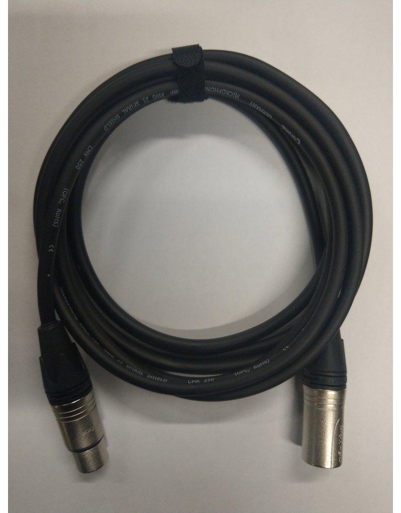 Cordial CMM3FM  XLR cable 3m