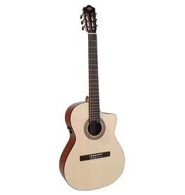 Martinez MP5-MH acoustic/electric classical guitar