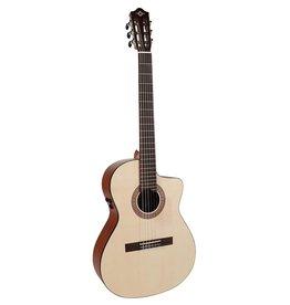 Martinez MP5-MH akoestisch/elektrisch klassieke gitaar