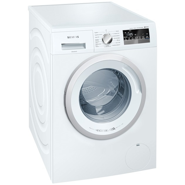 Siemens Siemens iQ300 WM14N292 wasmachine Vrijstaand Voorbelading Wit 7 kg 1400 RPM A+++