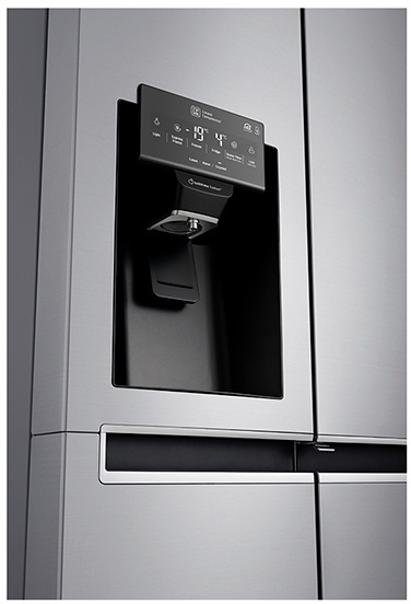 LG LG GSJ760PZUZ - Amerikaanse koelkast