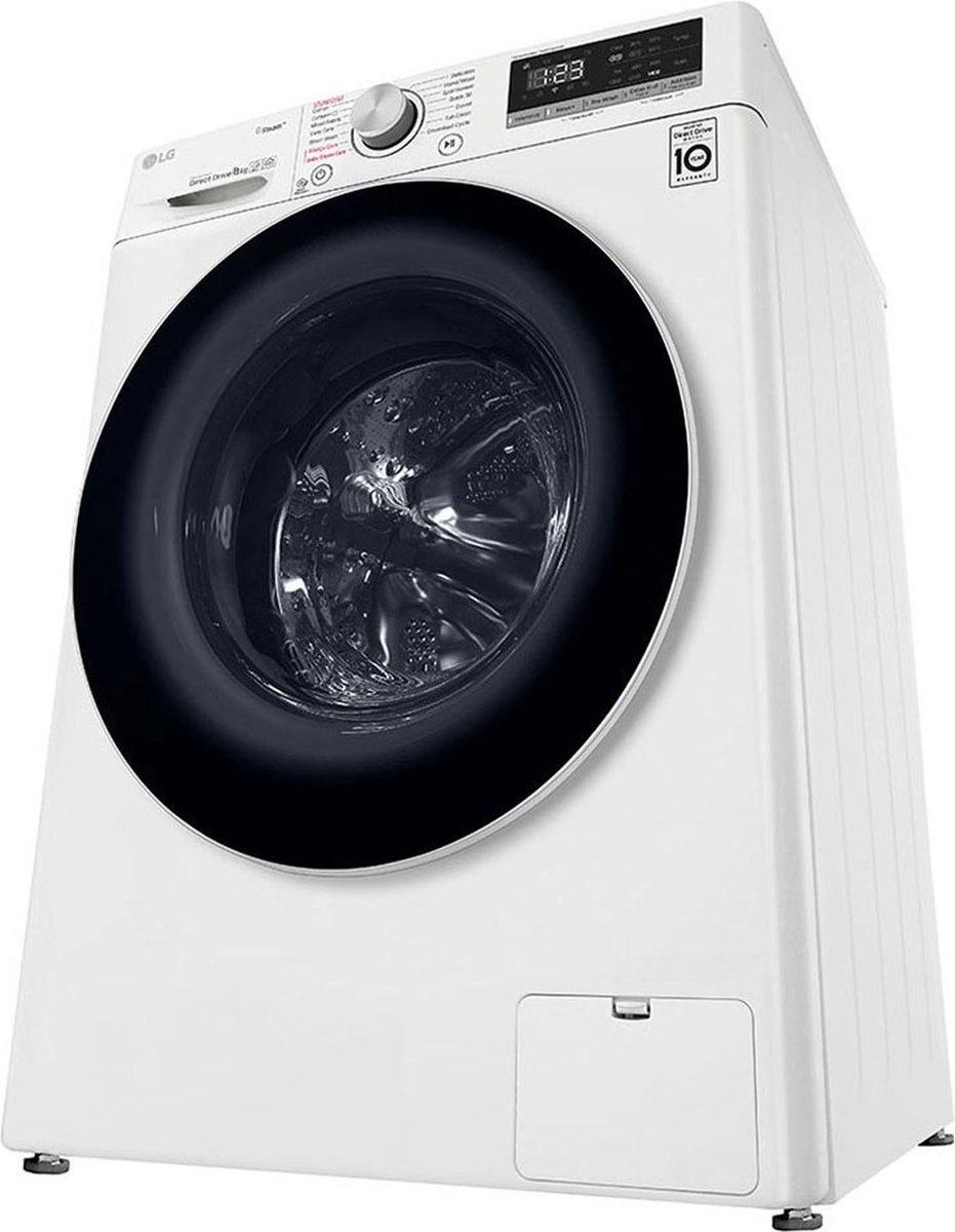 LG LG F4WN509S0 - Wasmachine 9KG - wifi A+++  1360 toeren