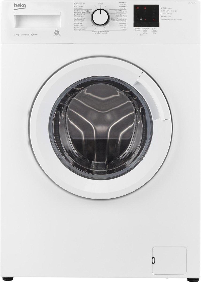 BEKO Beko WTV7711BW0 - Wasmachine