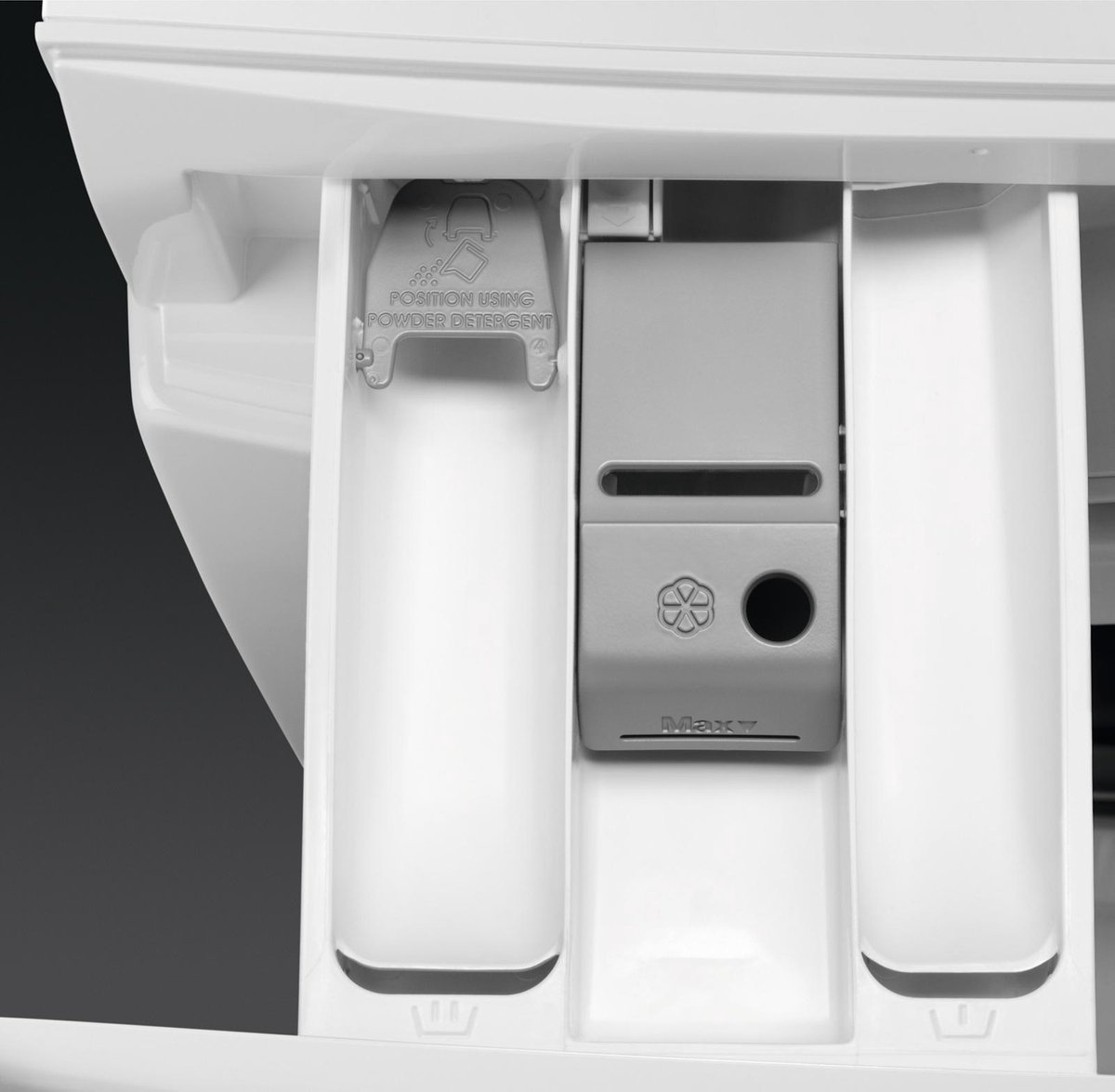 AEG AEG L6FBNR1 - 6000 serie - ProSense - Wasmachine - 8kg - 1600tpm
