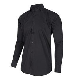 corrino Zwarte Overhemd