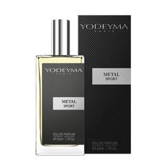 METAL SPORT Eau de Parfum 50 ml.