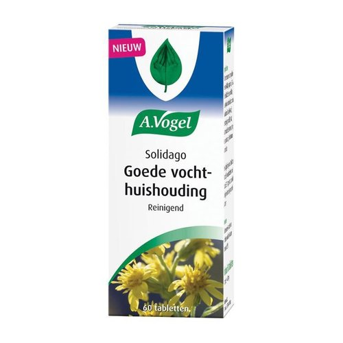 Solidago 60 tabletten